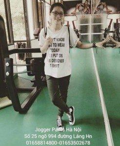 jogger pants nữ